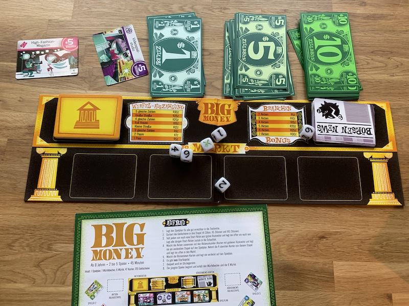 Big Money Spiel