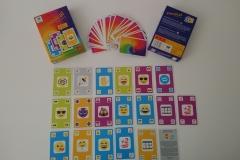 """""""emojical""""-Mau-Mau-Kartenspiel von Starnberger Spiele"""