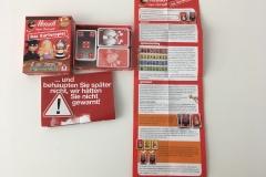 Mensch Ärger die dich nicht das Kartenspiel - Schmidt Spiele