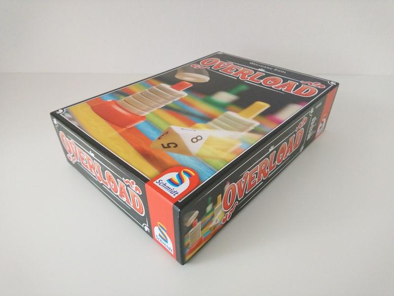 Overload Spiel