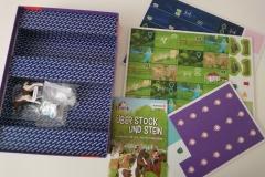 Über Stock und Stein Schmidt Spiele