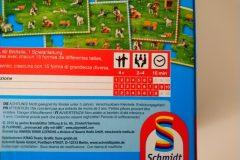 Wirbel auf dem Bauernhof  Schmidt Spiele