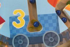 Magnetspiel Zählspaß Zug von HABA
