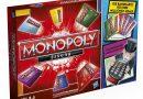 Monopoly mit dem verrückten Geldautomat
