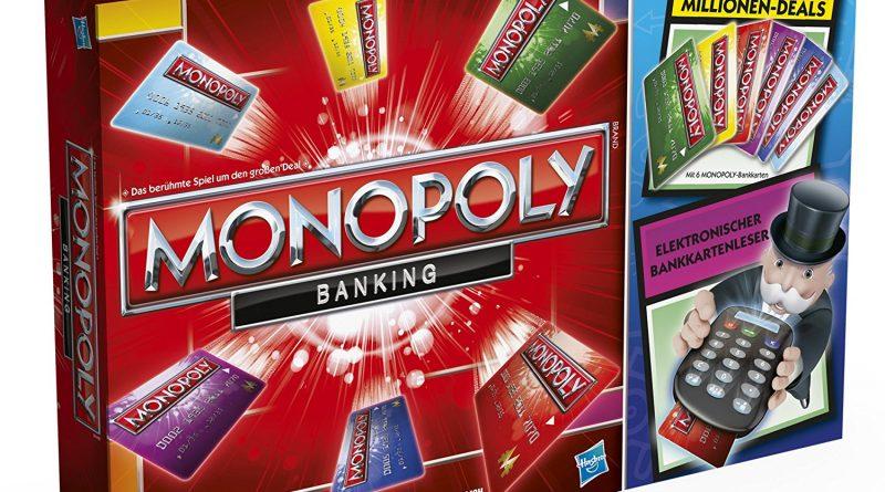 Monopoly Der Verrückte Geldautomat