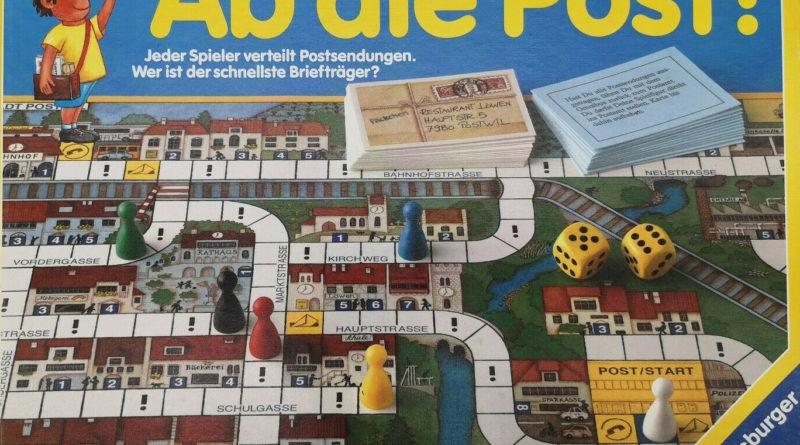 Ab die Post von Ravensburger