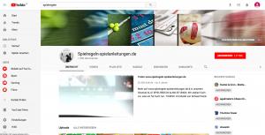Spielregeln Spielanleitungen das Spiele Portal YouTube Kanal