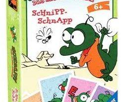 """Schnipp Schnapp - Schnappi das kleine Krokodil"""""""