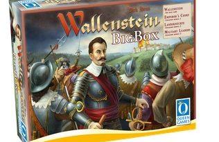 Wallenstein von Queen Games