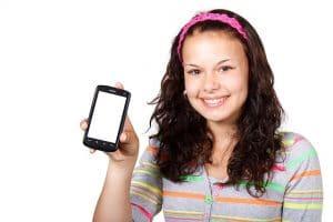 Was du brauchst ist ein Smartphone