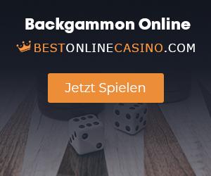 Back gammon Online spielen