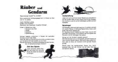 Raeuber und Gendarm
