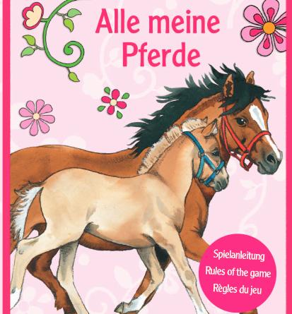 Pferdefreunde - Alle meine Pferde