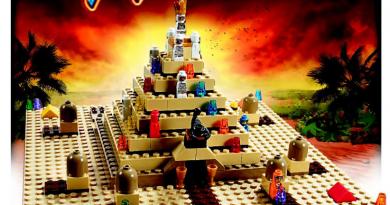 Logo - Ramses Pyramid