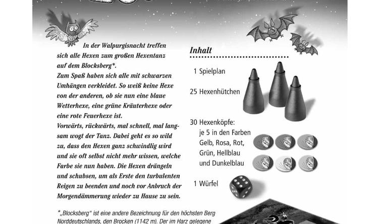 Hexentanz Ravensburger