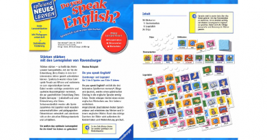 Spielend neues lernen - Do you speak Englisch