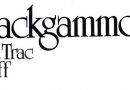 Backgammon Tric Trac Puff