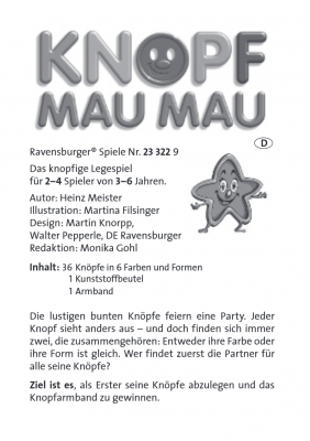 Spielregel Mau Mau