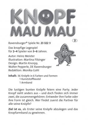 Spielregeln Maumau