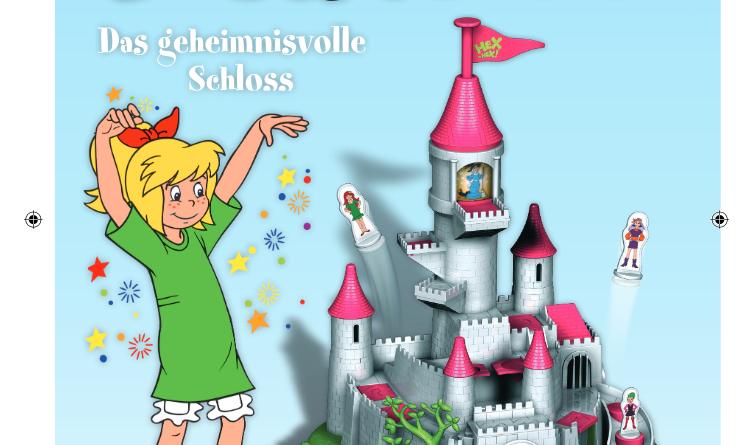 Bibi Blocksberg Das geheimnisvolle Schloss