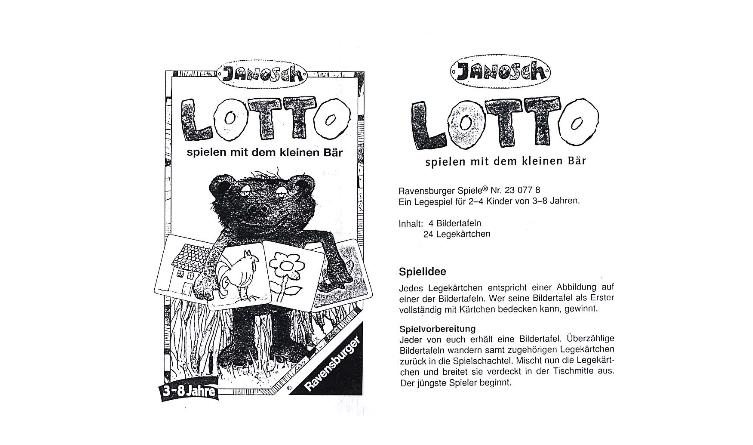 Janosch Lotto