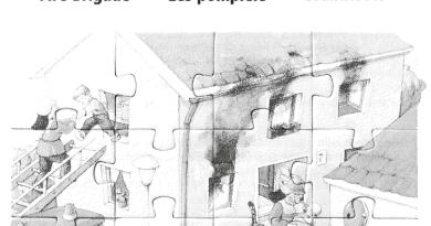 Spiel & Puzzle Feuerwehr
