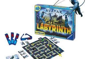 Avatar Labyrinth 3D