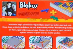 Blokus Strategiespiel Spielinfos