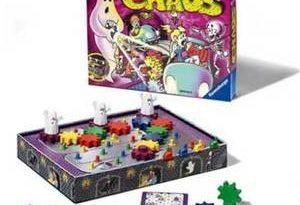 Chaos in der Geisterbahn