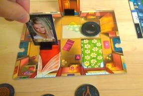 Das Haus Anubis - Spielkarte