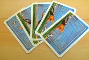 Das Ligretto Fussballspiel Torwart