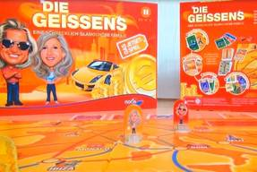 Das Spiel Die Geissens - Spielfeld 4