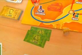 Das Spiel Die Geissens - Spielfeld 5