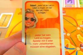Das Spiel Die Geissens - Spielkarten