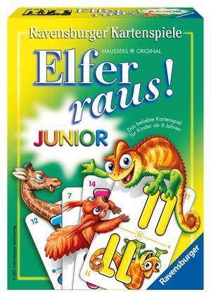 Elfer Junior Raus