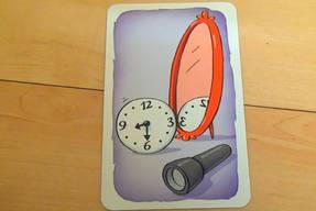 Geistesblitz Spielmaterialien und Spielkarte 06