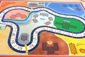Hotel - Spielfeld 1