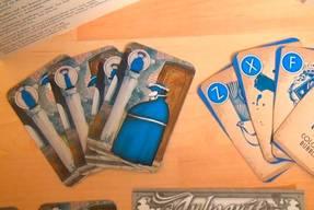 Inkognito Spielkarten