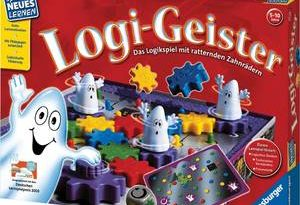 Spielend Neues Lernen Logi Geister