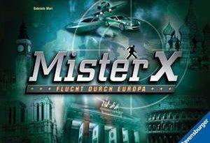 Mister X Flucht durch Europa