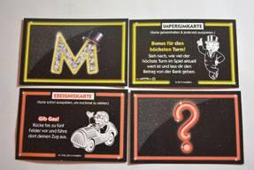 Monopoly Imperium - Ereigniskarten Imperiumkarten
