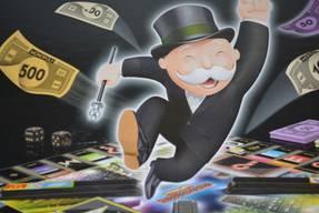 Monopoly Imperium - Figuren