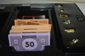 Monopoly Imperium - Geld