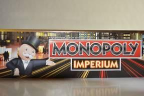 Monopoly Imperium - Karton Seitenansicht