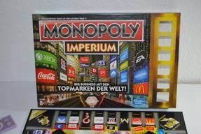 Monopoly Imperium - Spielbrett 2