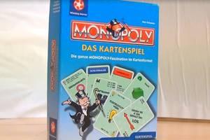 Monopoly - Das Kartenspiel