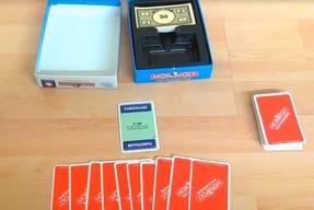 Monopoly das Kartenspiel - Spielinhalte 2