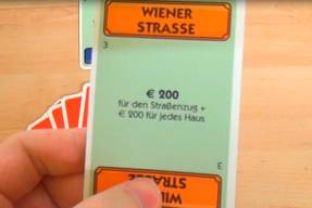 Monopoly das Kartenspiel - Spielkarten 1