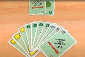 Monopoly das Kartenspiel - Spielkarten 2