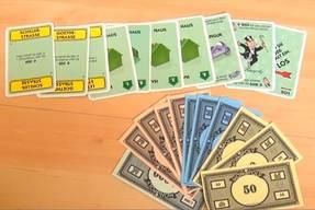 Monopoly das Kartenspiel - Spielkarten 3